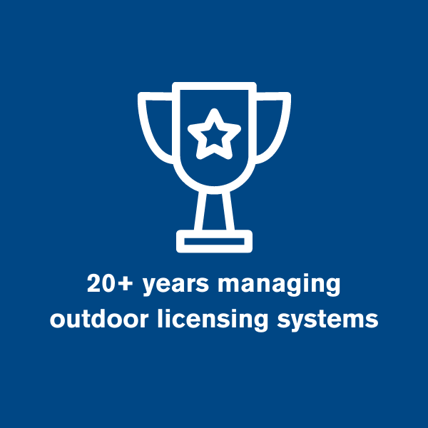 20+ years managing outdoor licensing systems (5)